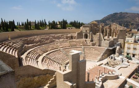 Roman Theatre Museum, Cartagena