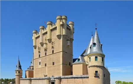 Alcazar Of Segovia Image