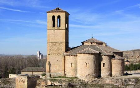 Iglesia De La Vera Cruz Image