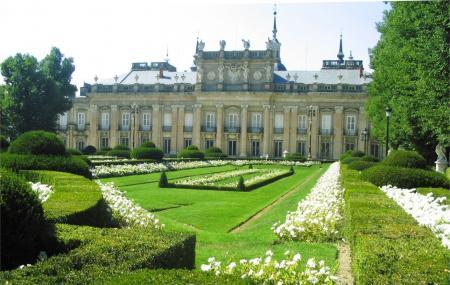 Jardines De La Granja De San Ildefonso Image