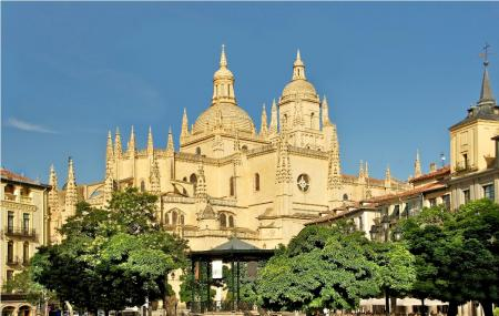 Segovia Cathedral Segovia Reviews Ticket Price Timings