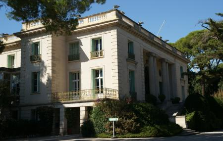 Villa Eilenroc, Antibes