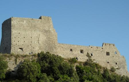 Castello Di Arechi Image