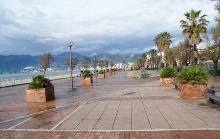 Lungomare Di Salerno Image