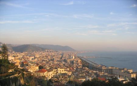 Old Town Of Salerno Image