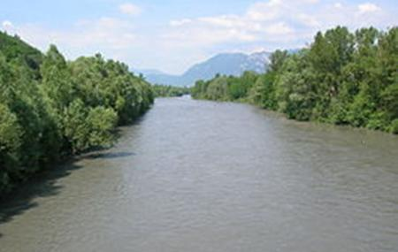 River Isere Image