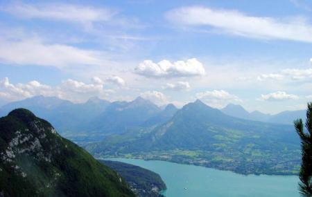 Lake Annecy Image