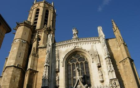 Aix Cathedral Image