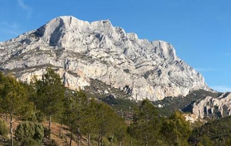 Montagne Sainte Victoire Image