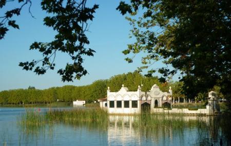 Lake Banyoles Image