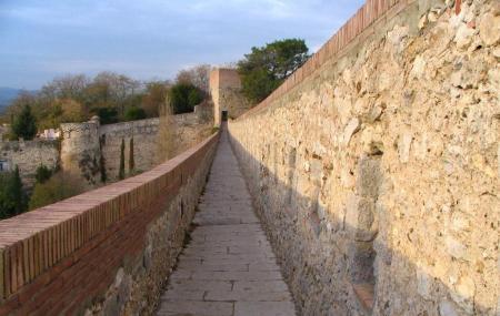 Passeig De La Muralla Image