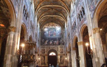 Cattedrale Di Parma Image