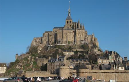 Mont Saint Michel, Bayeux