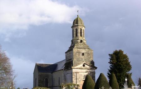 Eglise Saint-patrice De Bayeux Image