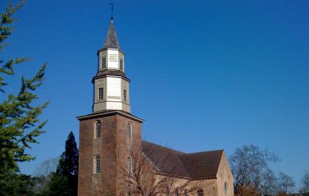 Bruton Parish Episcopal Church, Williamsburg