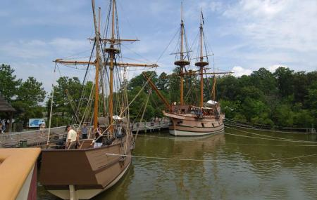 Jamestown Settlement Image