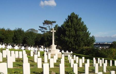 British War Cemetery Image