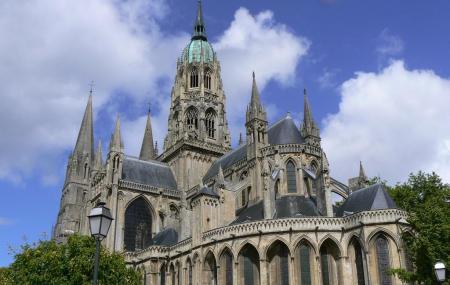 Cathedrale Notre Dame De Bayeux Image