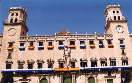 Ayuntamiento De Alicante Or Town Hall Image