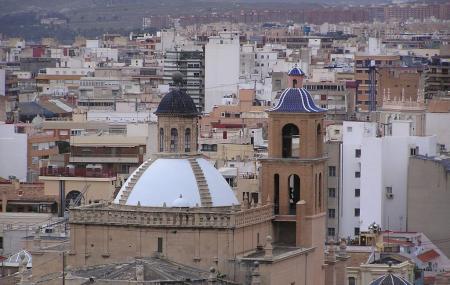 Concatedral De San Nicolas Or Saint Nicolas Cathedral Image