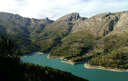 Guadalest Valley Image