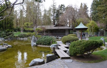 Japanese Friendship Gardens Image