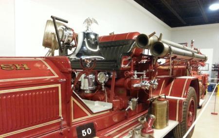 Hall Of Flame Museum Of Firefightingx Image