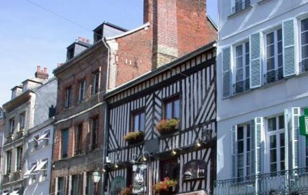 Office De Tourisme De Honfleur, Honfleur