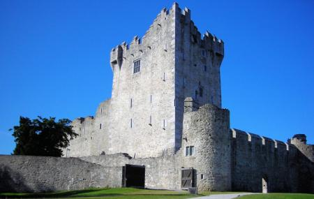 Ross Castle Image