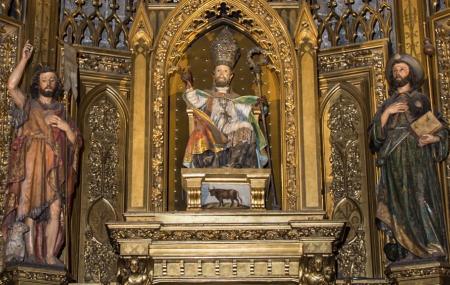 Church Of San Saturnino O San Cernin Image