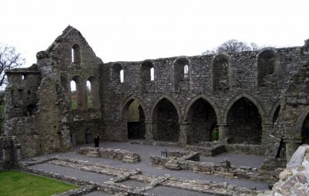 Jerpoint Abbey Image