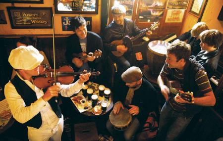 The Kilkenny Traditional Music Trail Image