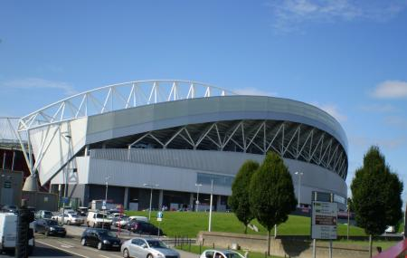 Thomond Park Image