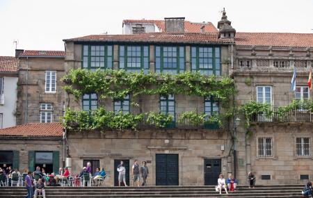 Casa Da Parra Santiago De Compostela Or Parra House Image