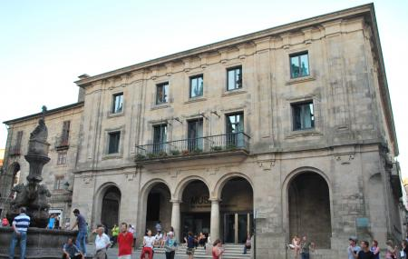 Museum Of Santiago And The Pilgrimages Or Museo De Las Peregrinaciones Image