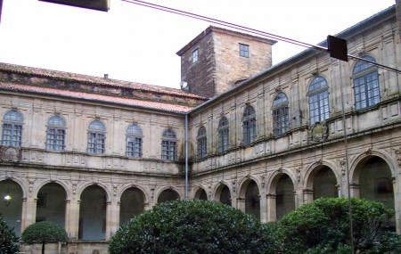 Museum Of The Galician People Or Museo Poblo Galego Image