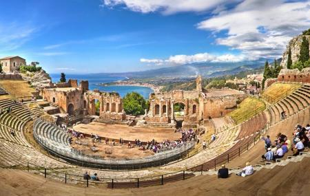 Greek Amphitheatre, Taormina