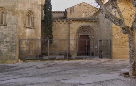 Monasterio San Pedro El Viejo, Huesca