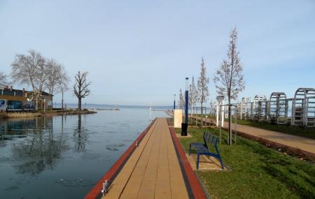 Canal Locks Image