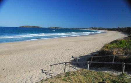 Coffs Harbour Beach Image