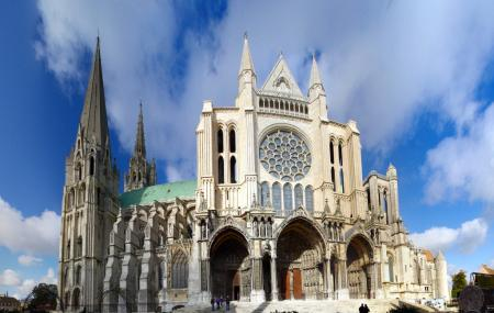 Chartres Cathedral Image