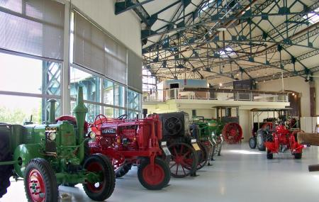 Le Compa Conservatoire De L'agriculture Image