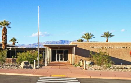 Furnace Creek Visitor Center Image