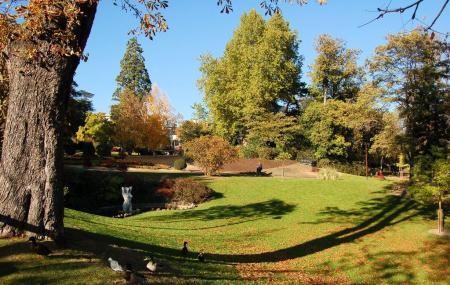 Jardin Doise Aix Tropicaux Image