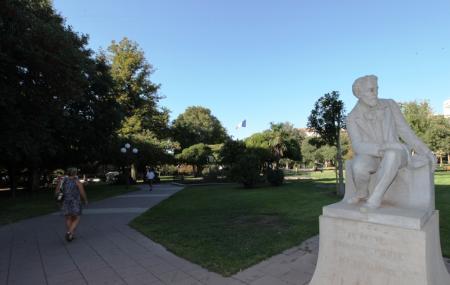 Jardin Alexandre Ier Toulon Image