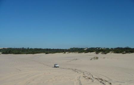 Stockton Beach And Stockton Beach Holiday Park Image