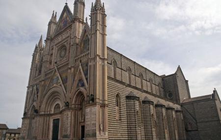 Duomo Di Orvieto Image
