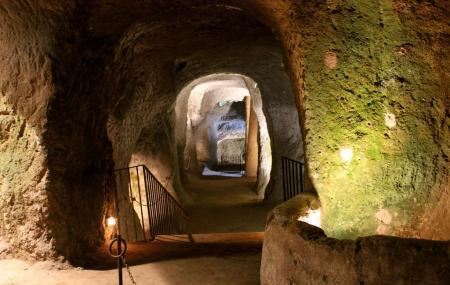 Orvieto Caves Image