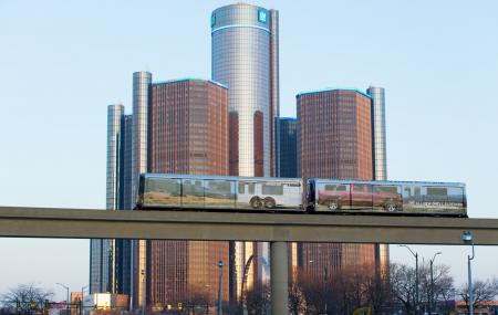Detroit People Mover Image