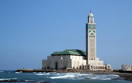 City Hall Of Casablanca Image